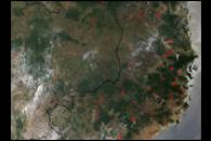 Biomass Burning in Southeast Asia