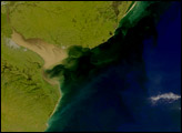 Dark Water near Rio de la Plata - selected image