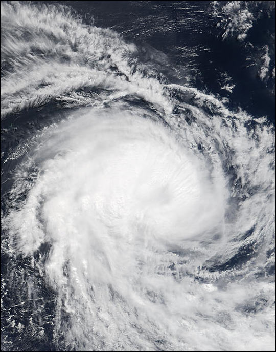 Tropical Cyclone Kesiny