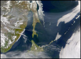 Fire and Ice in Northeast Asia - selected image