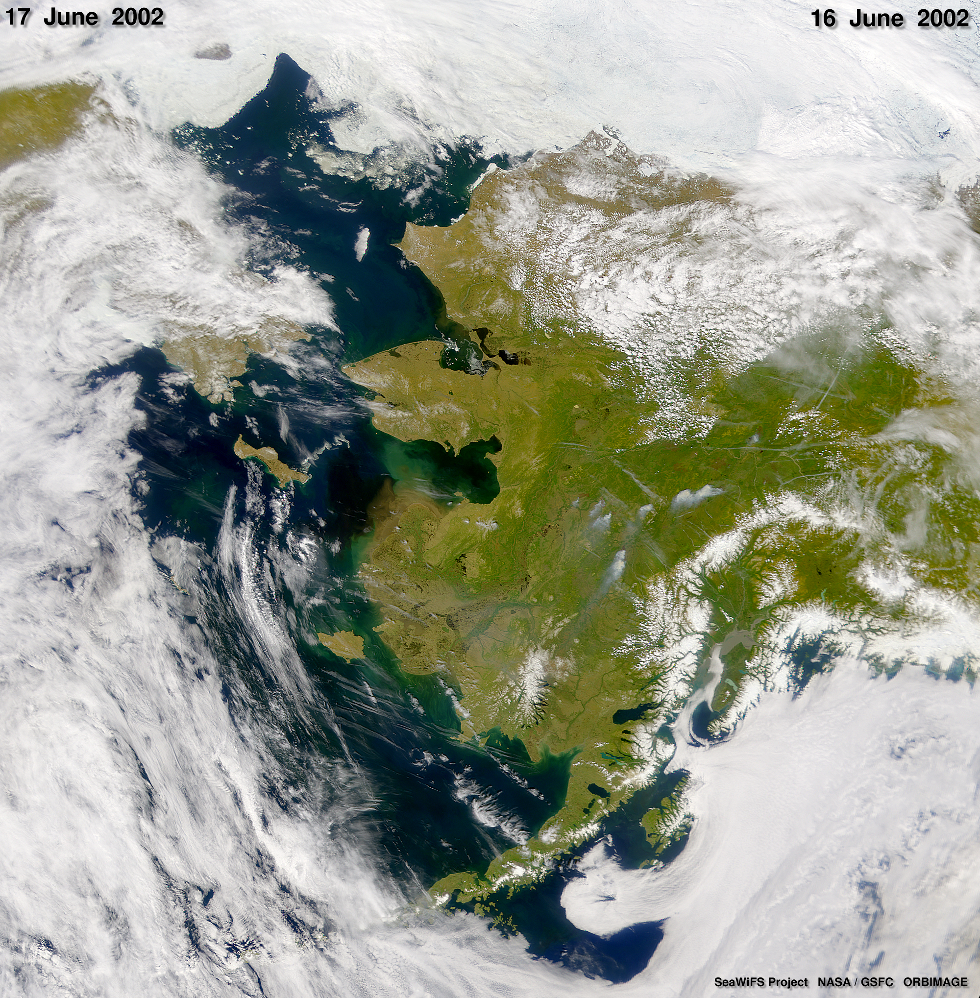 Fires and Heavy Smoke in Alaska - related image preview