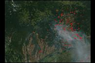 Fires and Deforestation in Brazil