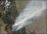 Rocky Mountain Fires