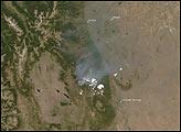 Rocky Mountain Fires