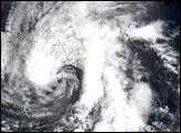 Tropical Storm Cristina