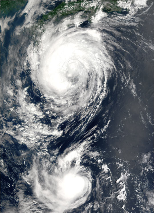 Super Typhoon Fengshen