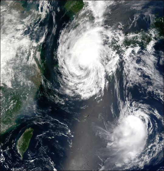 Super Typhoon Fengshen