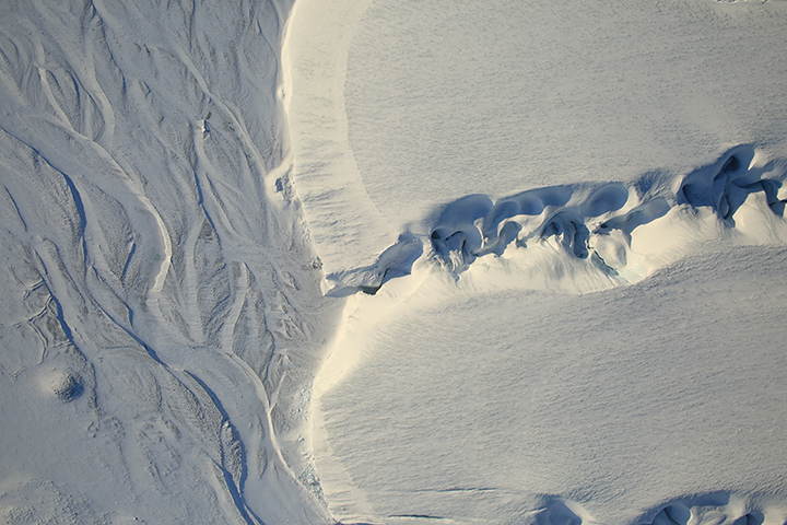 Meltwater Channels on Ellesmere Island - related image preview