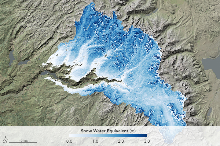 Sierra Snowpack Bigger Than Last Four Years Combined - related image preview