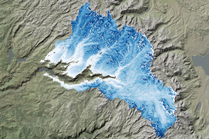 Sierra Snowpack Bigger Than Last Four Years Combined - selected image
