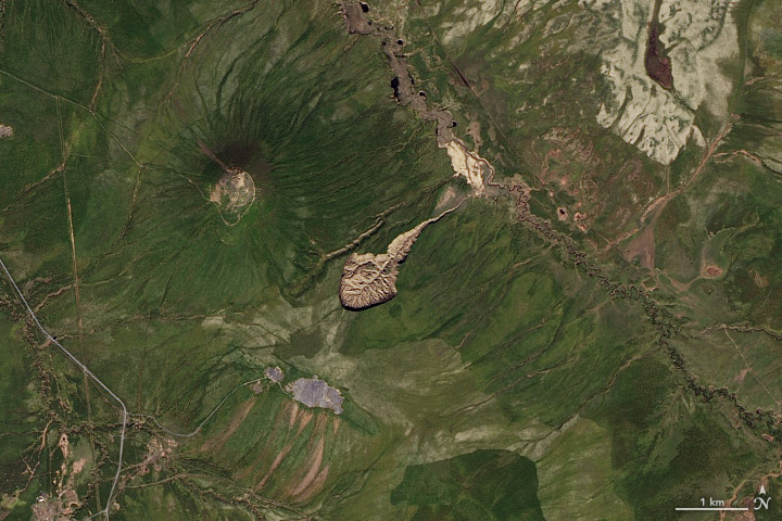 Batagaika Crater Expands - related image preview