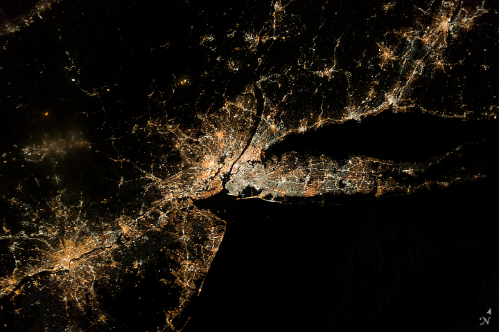 The I-95 Corridor at Night - related image preview
