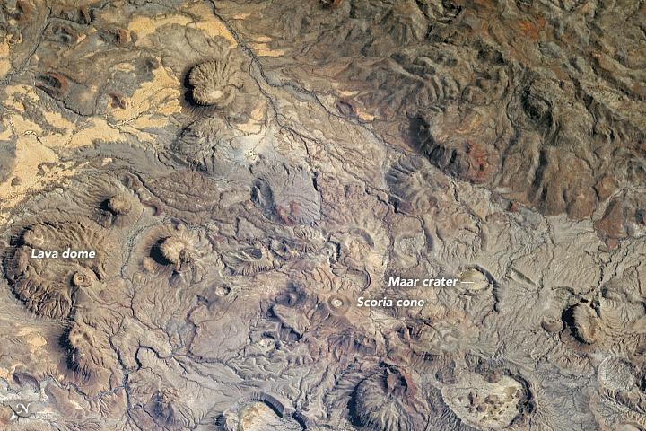 Meidob Volcanic Field