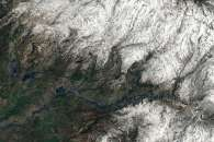 Sierra Nevada Snowpack Remains Abundant as Summer Begins