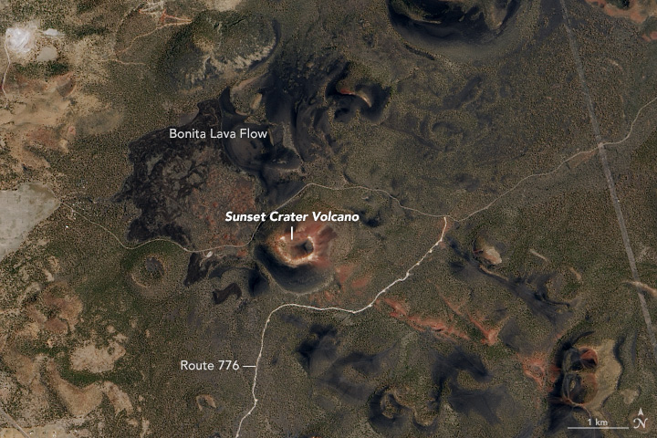 Sunset Crater - related image preview