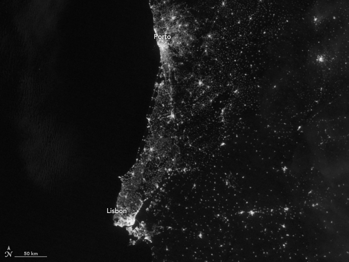Wildfires Light Up Portugal  - related image preview