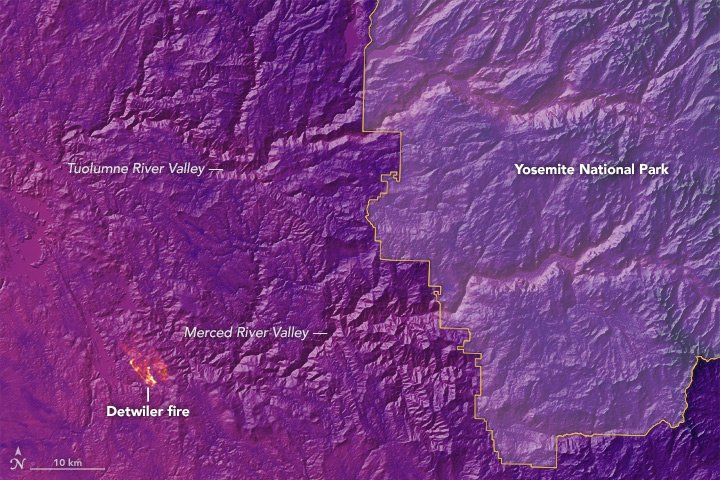 Detwiler Fire - related image preview