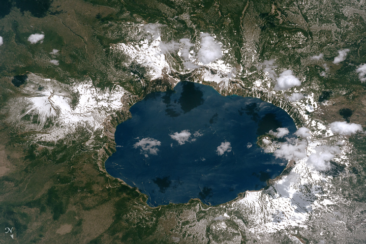 Crater Lake - related image preview