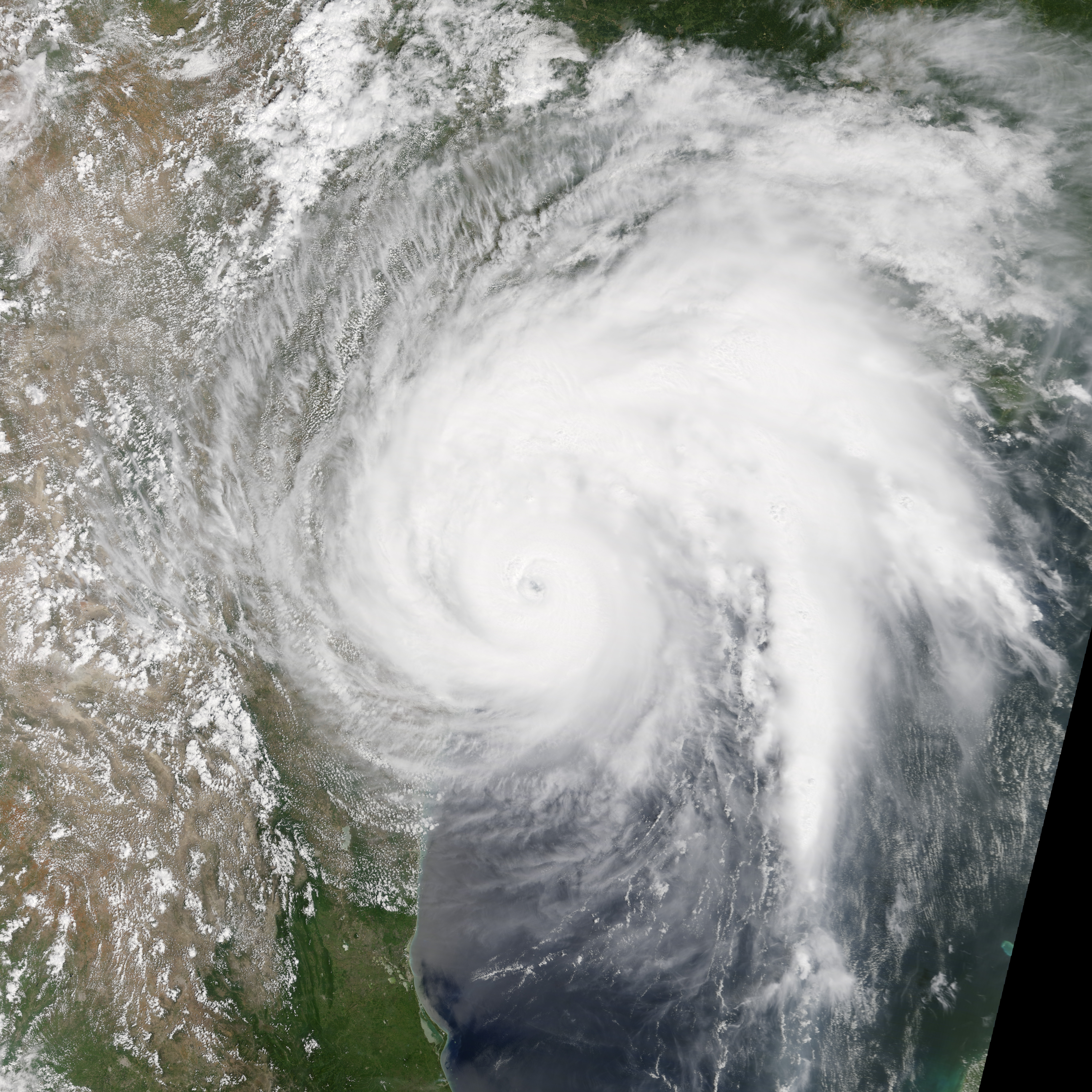 Hurricane Harvey Approaches Texas - related image preview