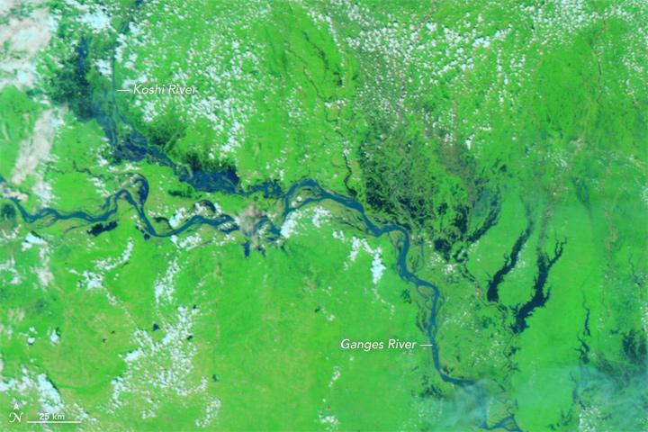 Severe Monsoon Rains Flood South Asia