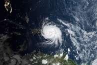 Hurricane Maria Lashes Puerto Rico
