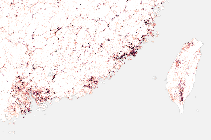 The Global Spread of Bare Ground