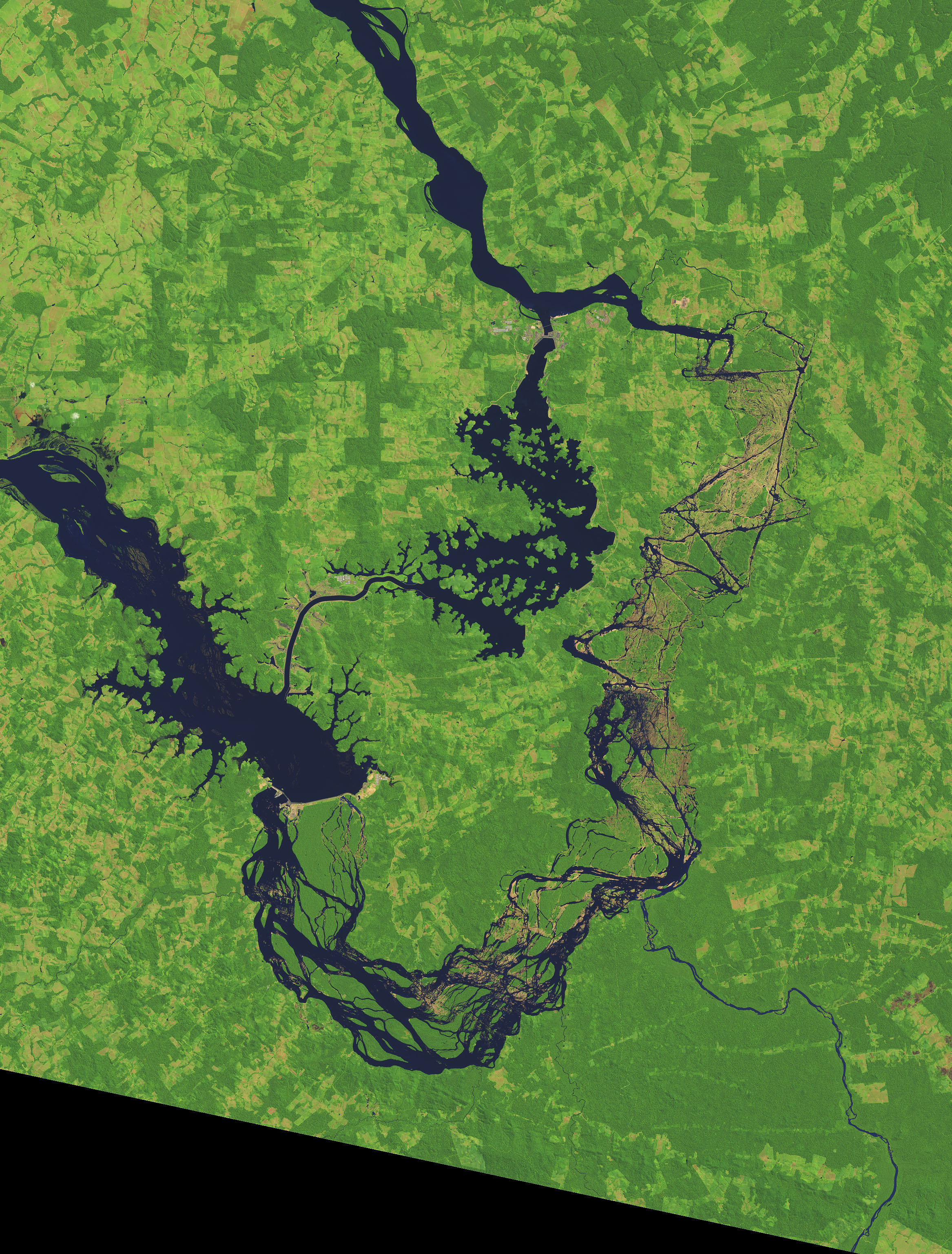 Reshaping the Xingu River - related image preview