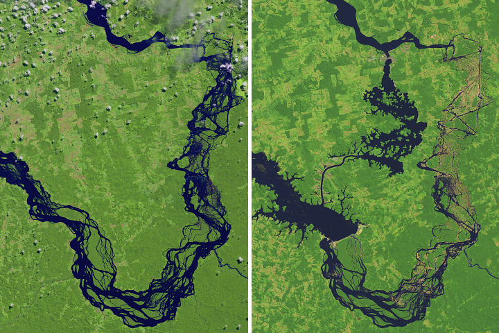 Reshaping the Xingu River - selected image