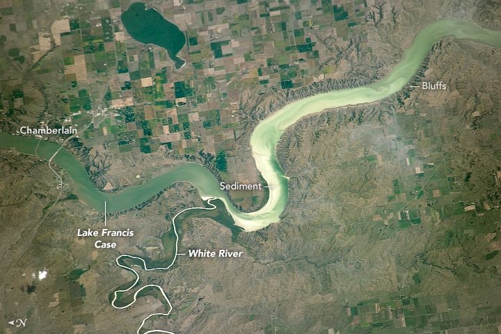 White River, South Dakota - related image preview