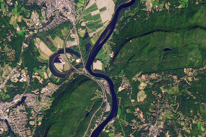 Connecticut River Oxbow