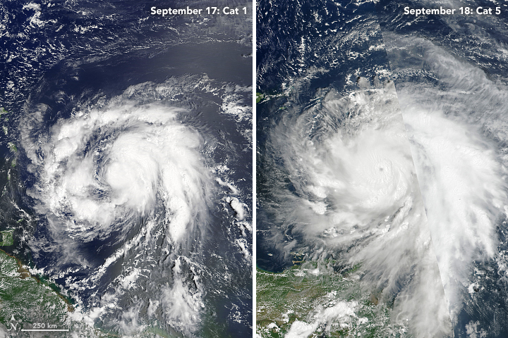 A Closer Look at Rapidly Intensifying Hurricanes - related image preview