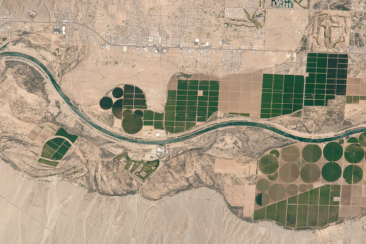 Colorado River Agriculture