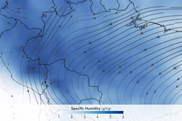 The Amazon Makes its Own Wet Season - related image preview