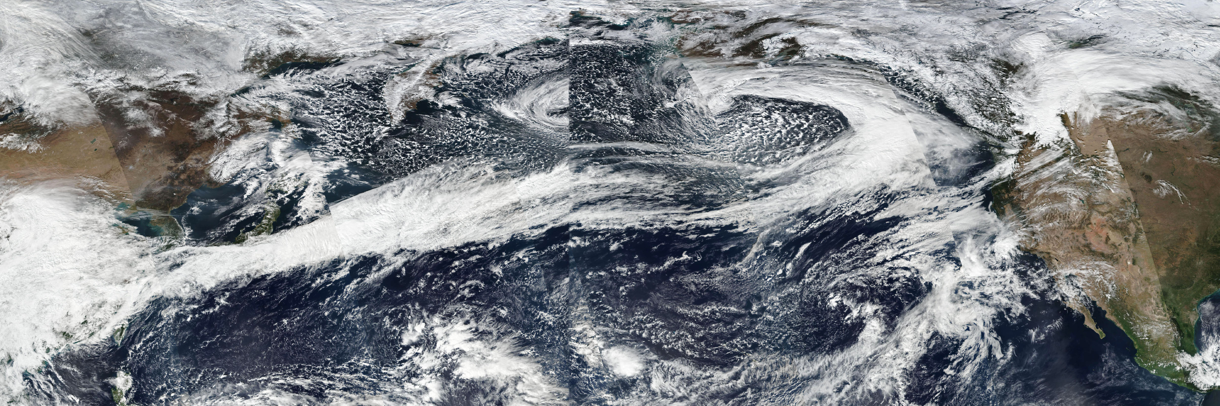 A River of Rain Connecting Asia and North America - related image preview