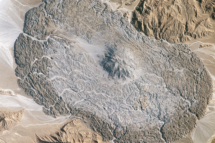 Salt Glacier, Zagros Mountains - selected image