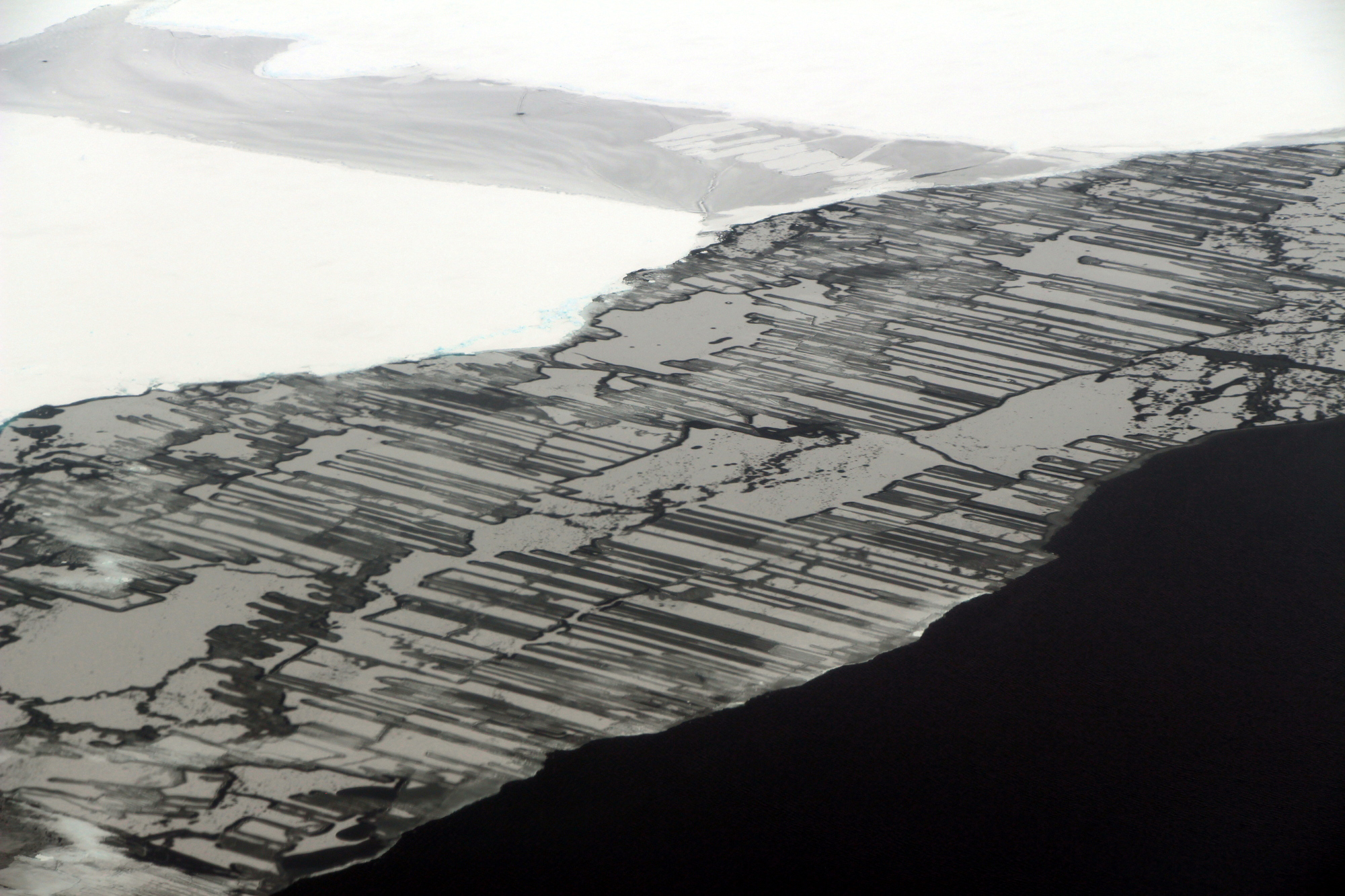 Icy Fingers in the Weddell Sea - related image preview