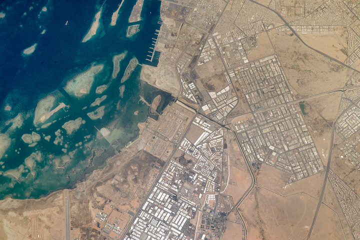 The Port City of Jeddah - selected image