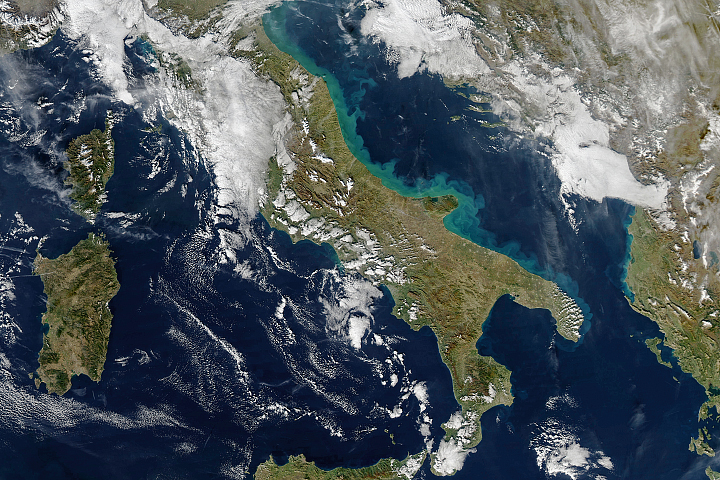 Stirring Up Adriatic Waters - selected image
