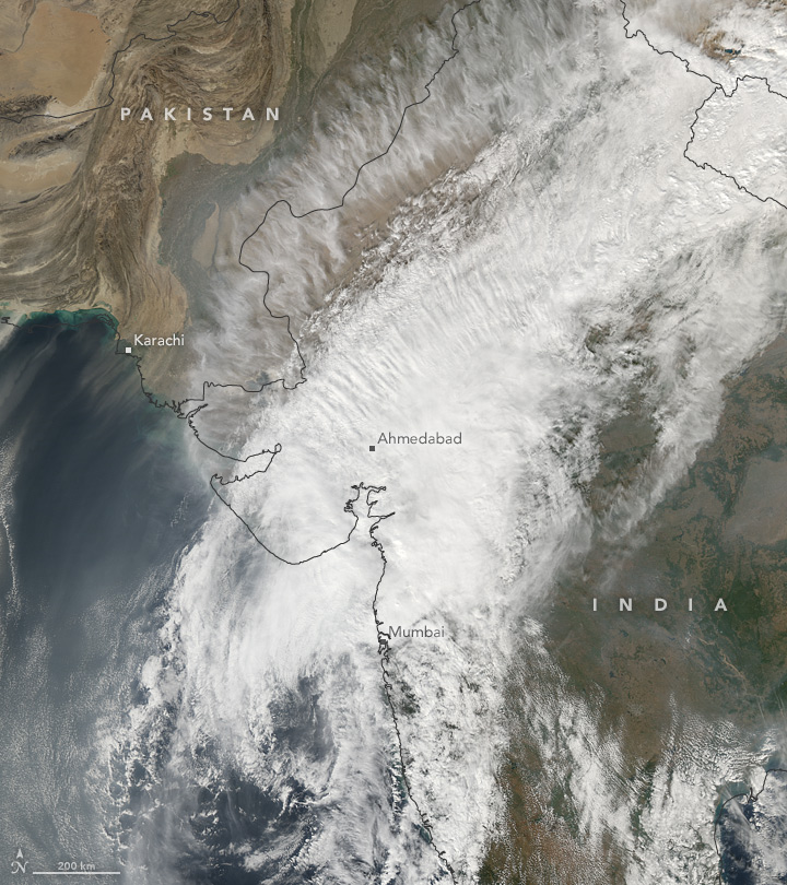 Cyclone Ockhi  - related image preview