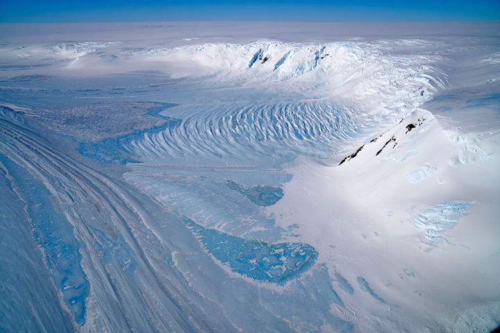 IceBridge Blues