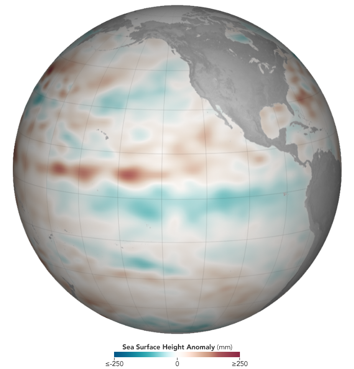 La Niña Makes a Quiet Return