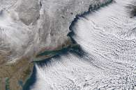 A Chilly End to 2017 for the Northeast