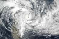 Tropical Cyclone Ava Strikes Madagascar