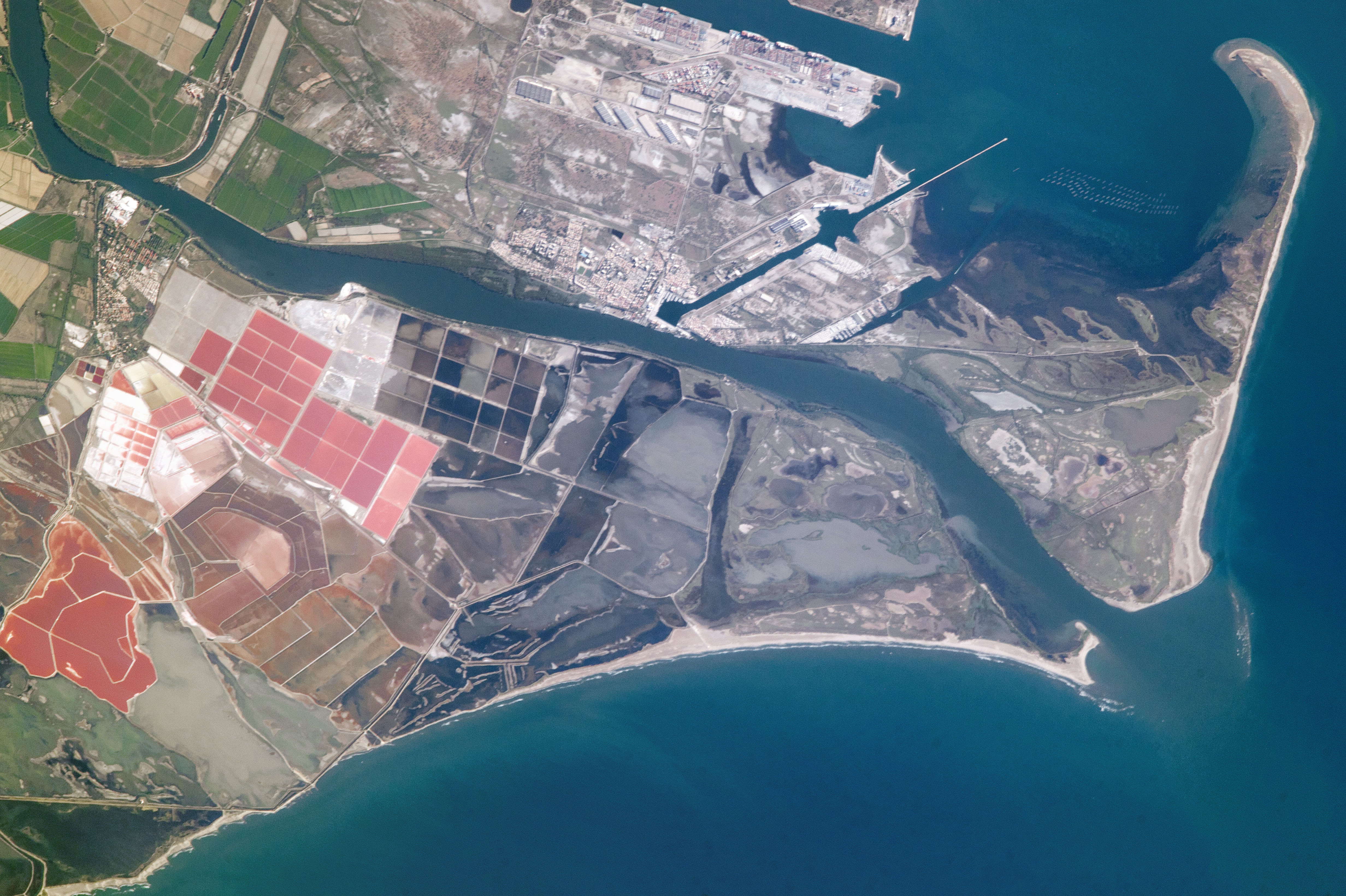 Rhône River Delta - related image preview