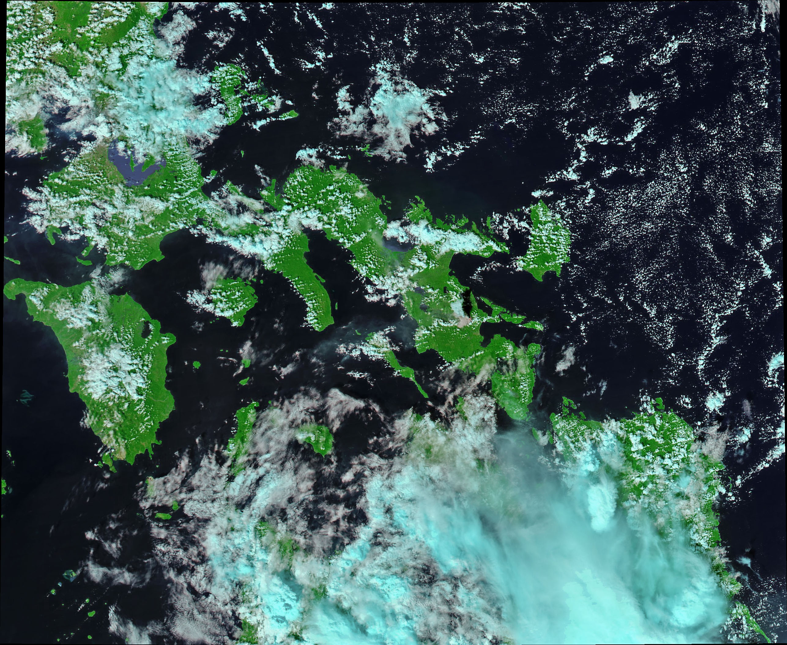 Ash and Activity from Mayon - related image preview
