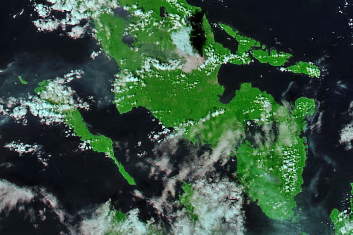 Ash and Activity from Mayon - selected image