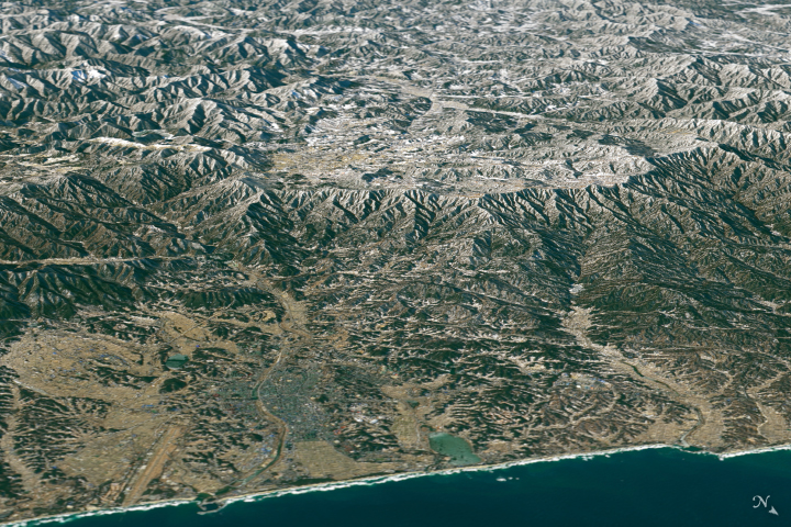 A View of the Winter Olympics from Above - related image preview