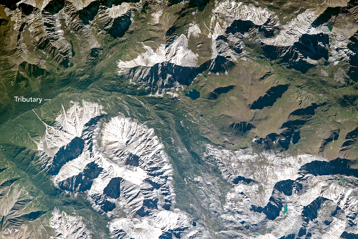 Eastern Sayan Mountains - related image preview