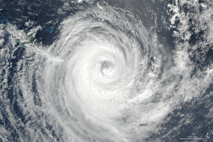 Gita Batters the South Pacific - related image preview