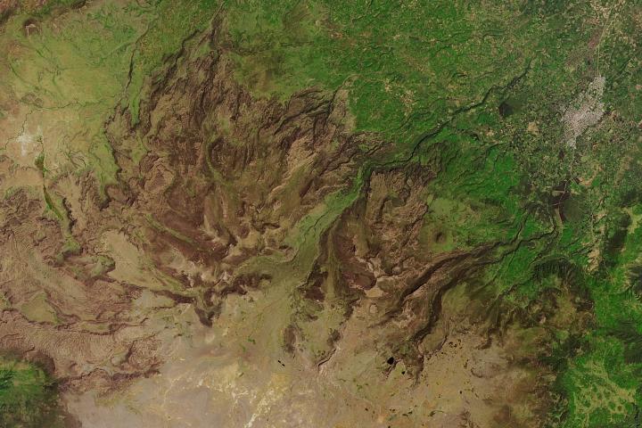 Ethiopia's Sanetti Plateau